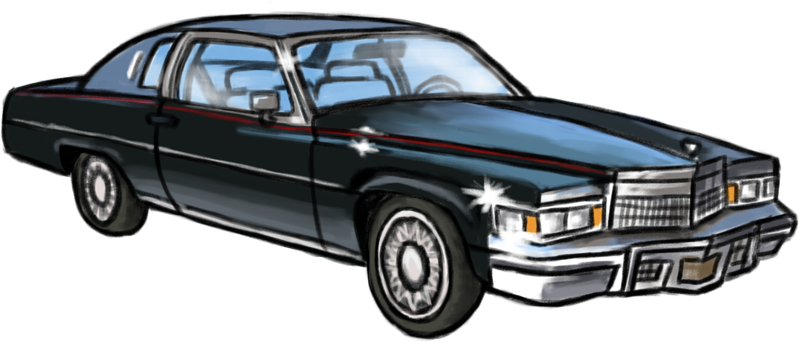 Cadillac drawing deville. Our story ideal group