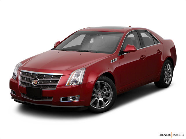 Cadillac drawing fire engine. Cts dr rwd