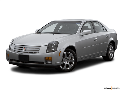 Cadillac drawing front. Cts review carfax