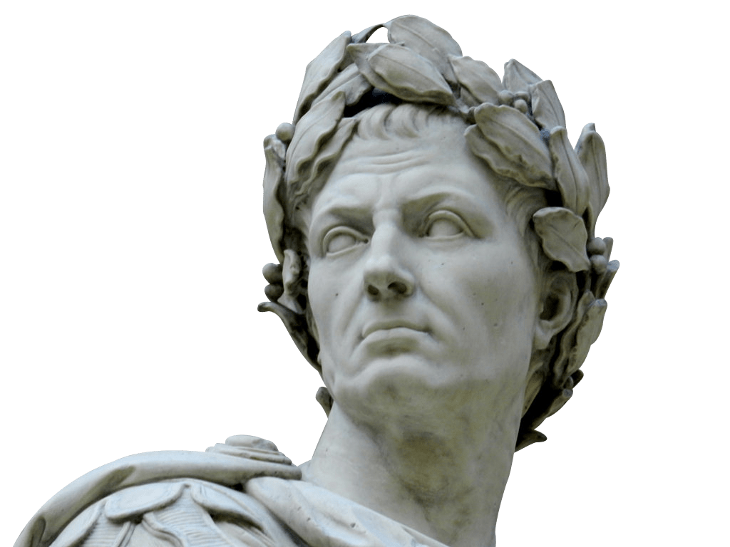 Caesar statue png. Costume culture by franco
