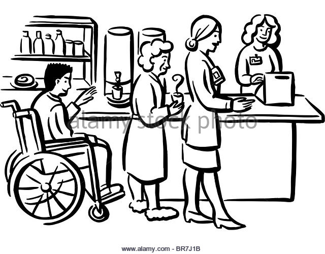 Cafeteria clipart hospital cafeteria. Drawing at getdrawings com