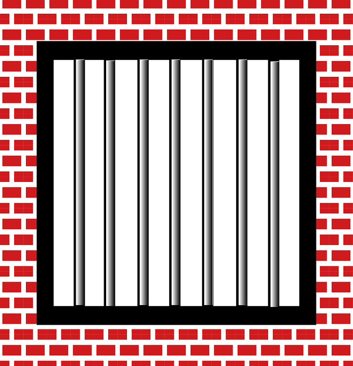 Cage bars clipart png. Free jail transparent images