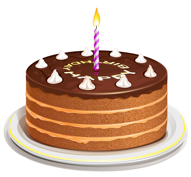 Top unique birthday happy. Cake clipart free library