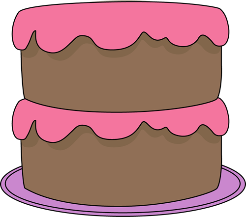 Cake clipart. Chocolate at getdrawings com