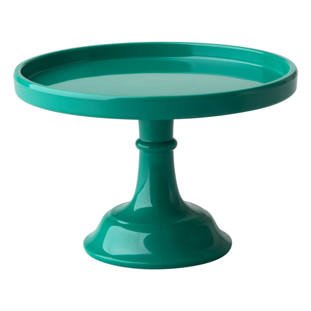 Cake stand png. Extra small dark green