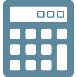 Calculator clipart accounting calculator. Icon myiconfinder