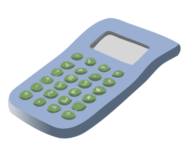 Calculator clipart school. Free page of to