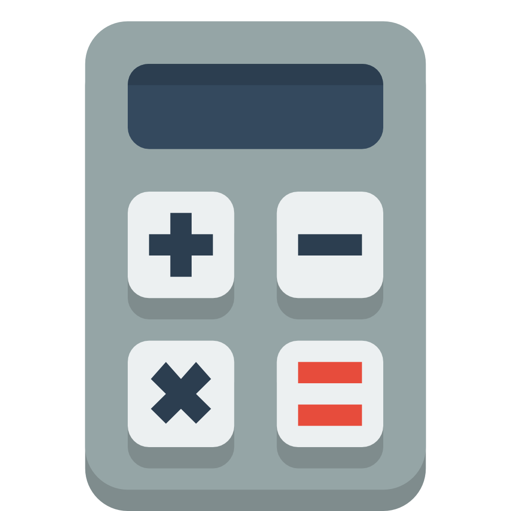Calculator icon png. Small flat iconset paomedia