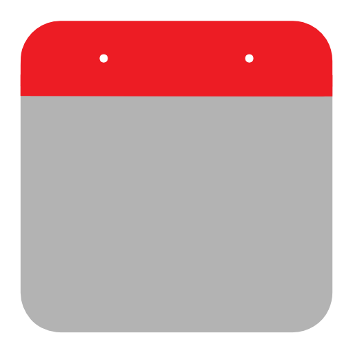 Calendar blank png. Day month icon free