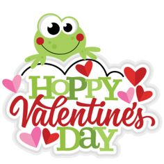 Calendar clipart valentines day. February of events lettering