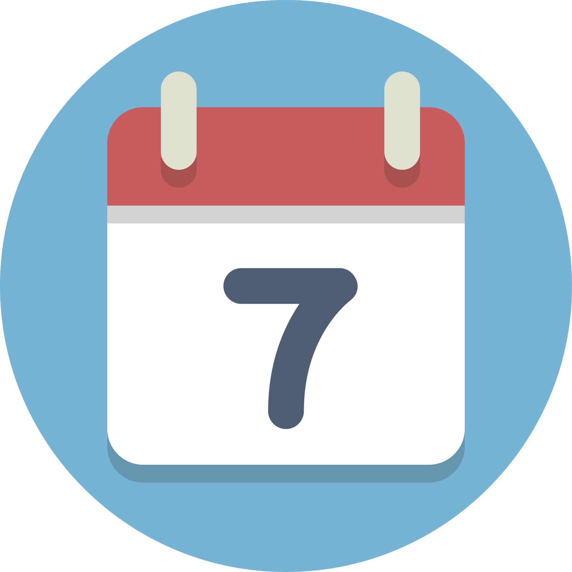 Svg events icon. File circle icons calendar
