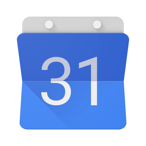 Calender vector calendar page. Google apps on play
