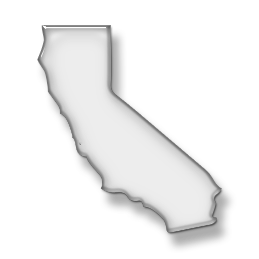 California Map Icon.Transparent Calif Background Transparent Png Clipart Free Download