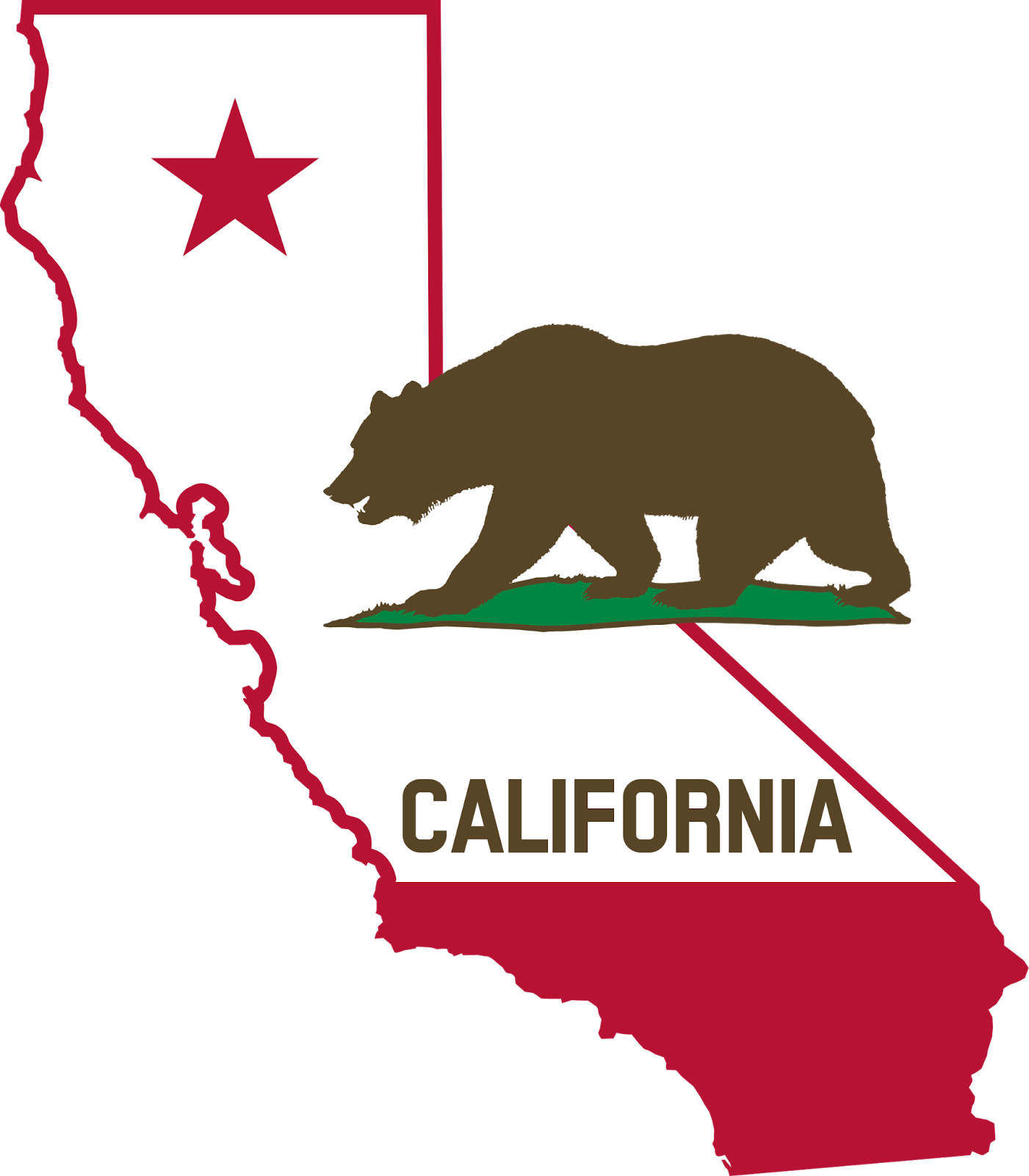 Calif transparent state logo. Is california considered a