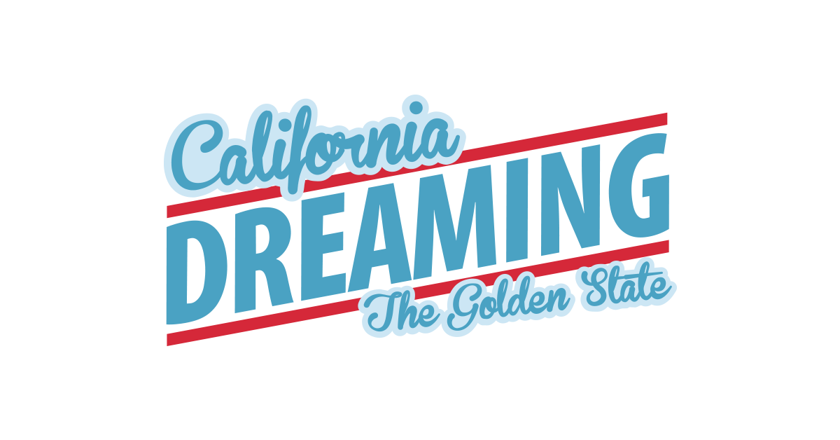 Calif transparent vector. California dreaming and png