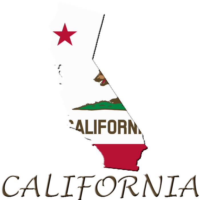 California clipart png. State of logo by