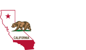 California clipart stencil. State of with bear