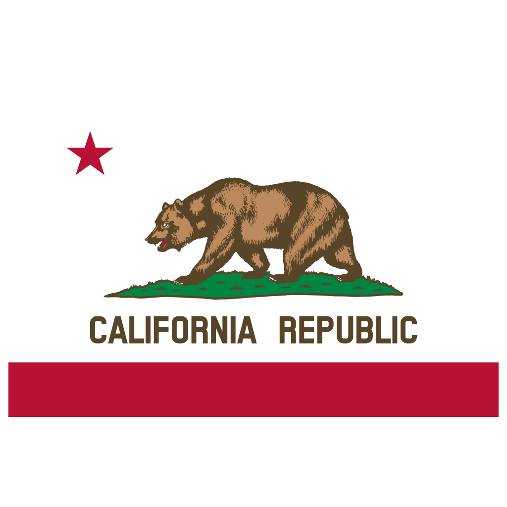 Us ca flag public. California icon png jpg royalty free
