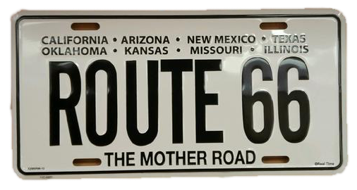 California license plate png