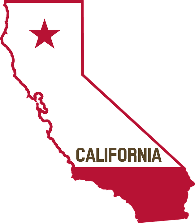 California map png images. Transparent calif red vector black and white