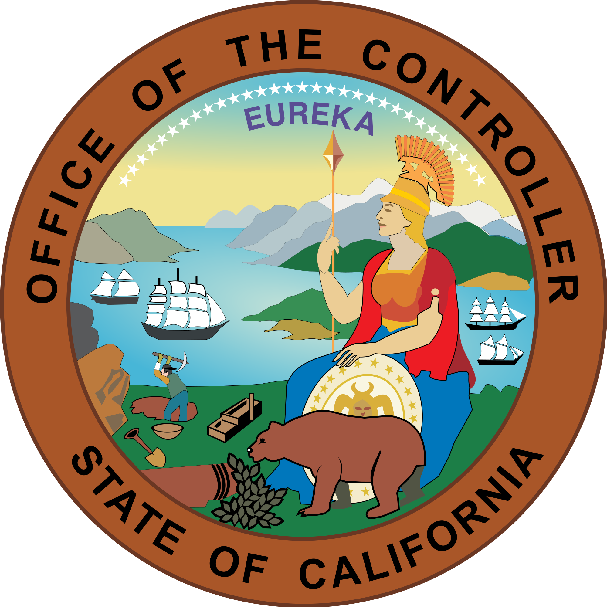 California state seal png. File of office the