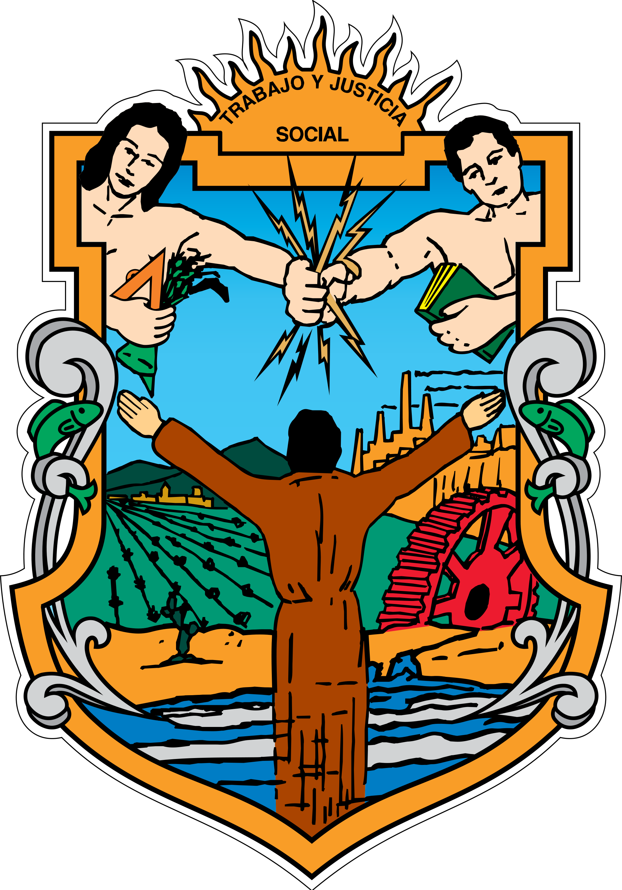 California svg state graphic. File coat of arms