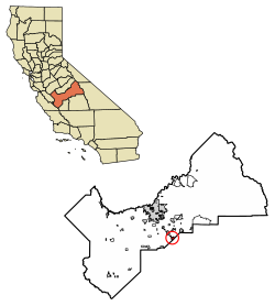 California svg word. Kingsburg wikipedia location of