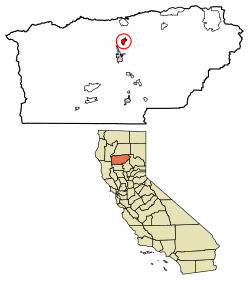 California svg word. Bend wikipedia location of