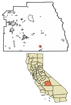 California svg word. Hot springs wikipedia location