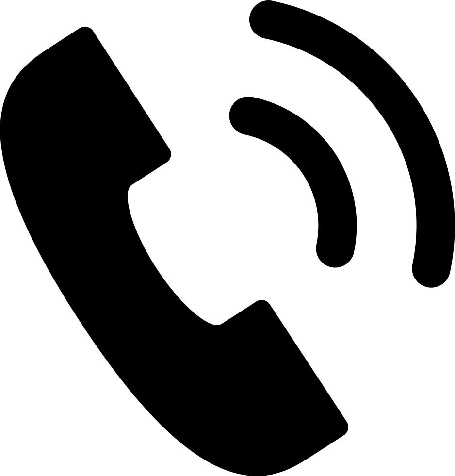 Call icons png. Basic phone svg icon