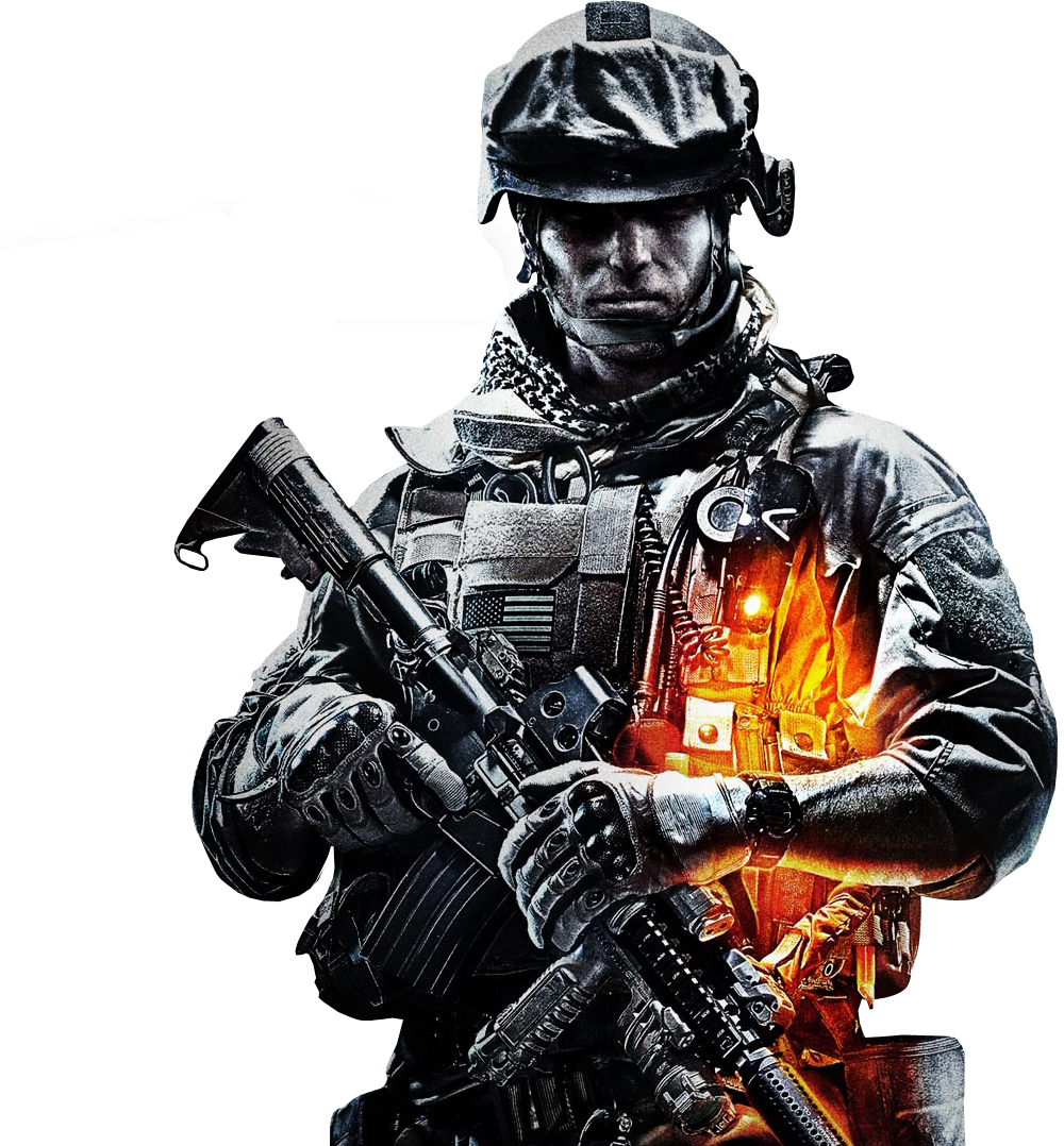 Call of duty transparent. Battlefield 4 background png vector royalty free library