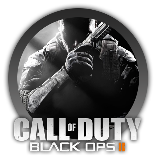 Call of duty black ops 2 png. Icon by blagoicons on