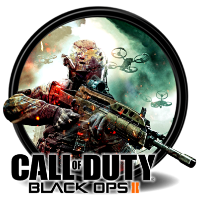 Call of duty black ops 2 png. Ii v by edook