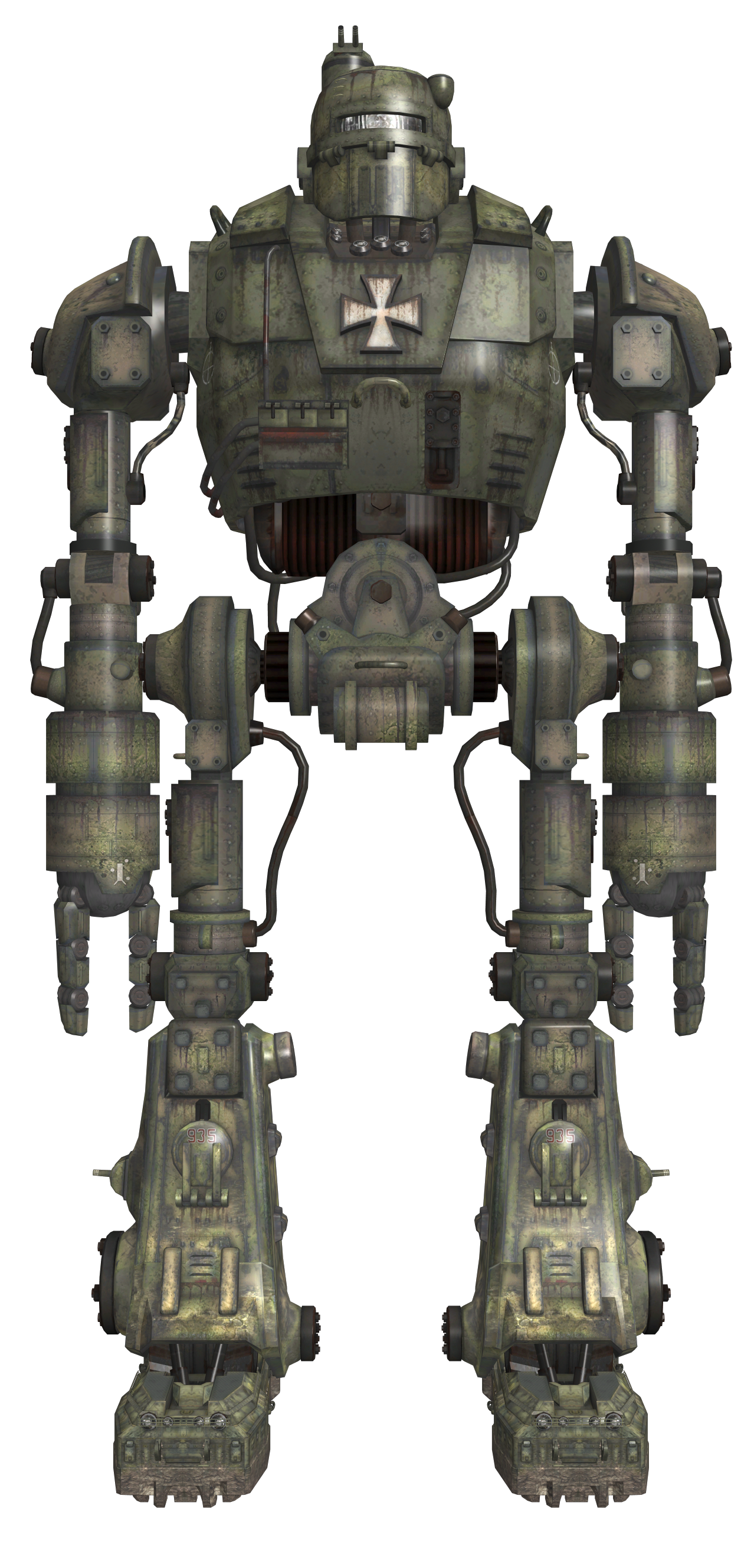 The giant zombies png. Image robot model boii