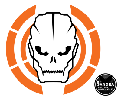 Call of duty bo3 logo png. Black ops skull icon