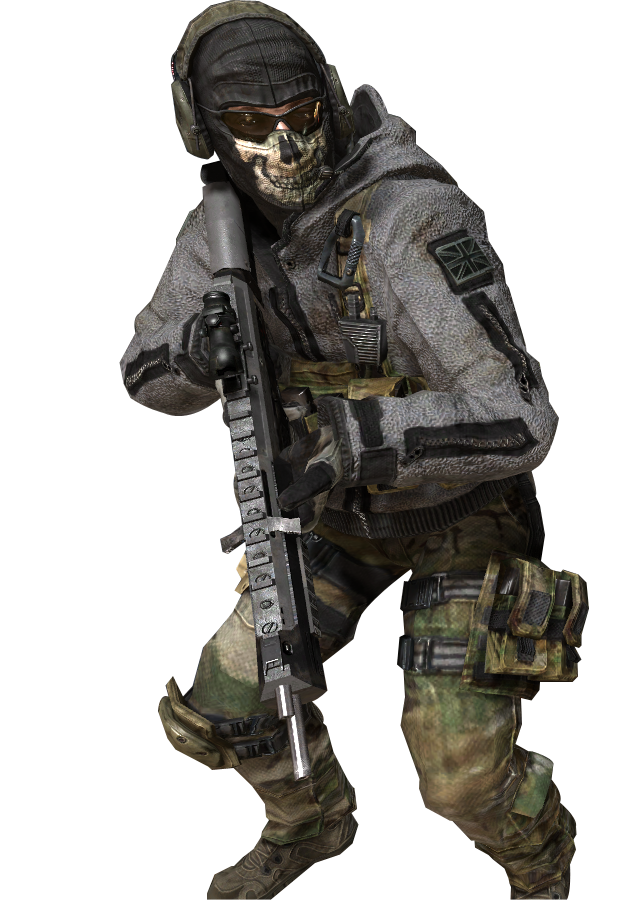 Call of duty modern warfare 2 png. Image mw ghost legends