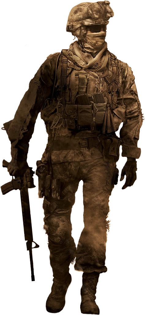 Call of duty soldier png. Image cod soilder universe