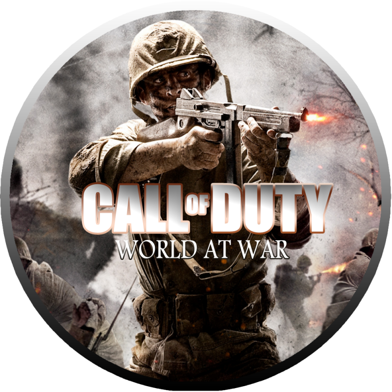 Call of duty world at war png. Wwii playstation video game