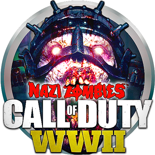 Call of duty ww2 zombies logo png. Wwii nazi by pooterman