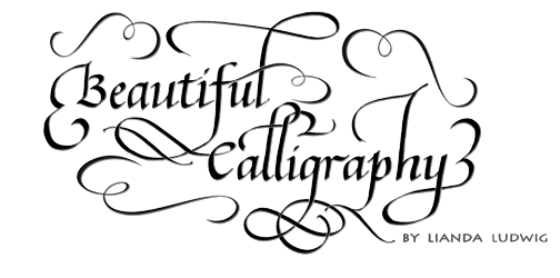 Calligraphy letters png. What is a professional