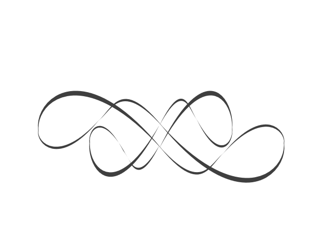 Calligraphy swirls png. Vector graphics border google