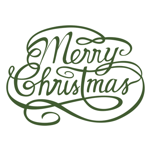 @ vector calligraphy. Calligraphic merry christmas seal