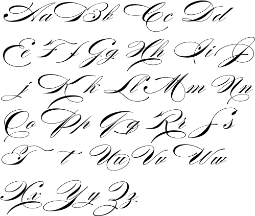 Calligraphy vector script. Image result for burgues