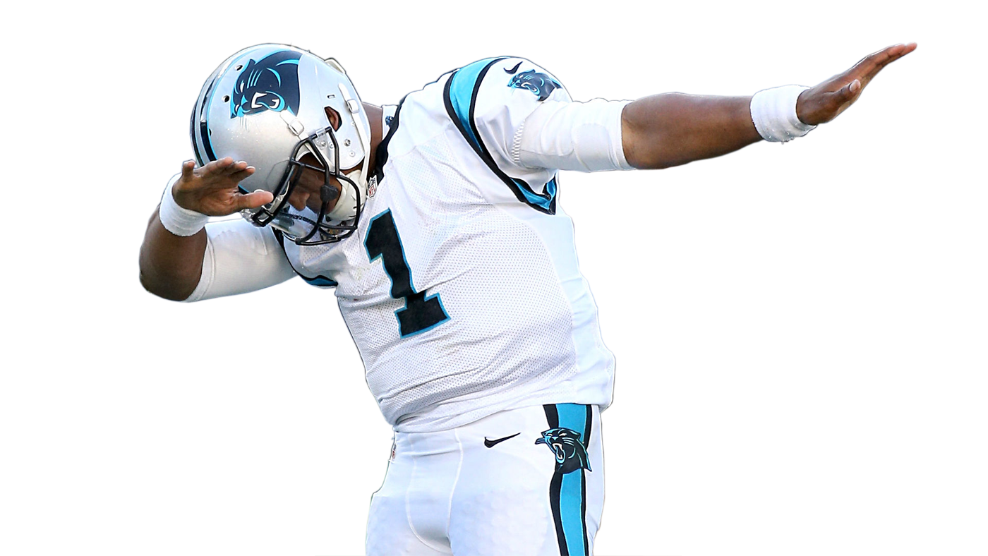 Cam newton dab png. Goochiemain s nfl player black and white download