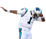Cam newton dab png. Images in collection page