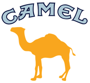 Drawing camels running. Camel cigarette wikipedia