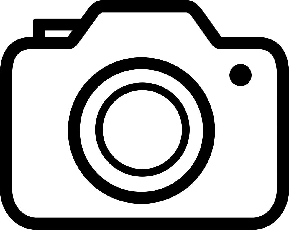 Camera art png. Svg icon free download