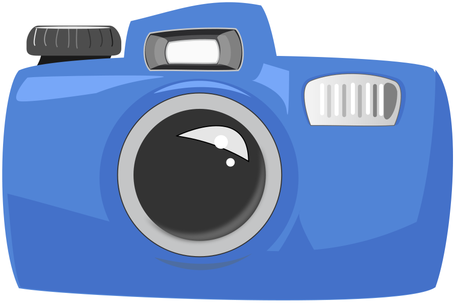 Polaroid clipart cartoon. Free large camera cliparts