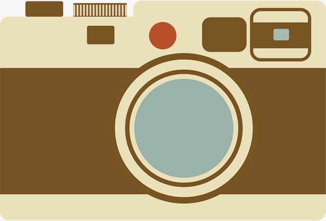Camera clipart retro camera. Coffee png image and