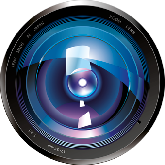 Free camera download clip. Lens drawing logo hd png clipart black and white library